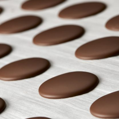 Palets chocolat au lait